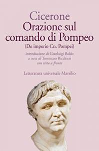 Orazione sul comando di Pompeo (De imperio Cn. Pompei)