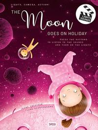 The moon goes on holiday