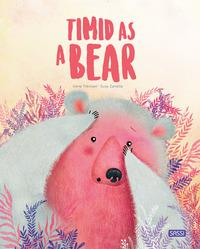 Timi as a bear