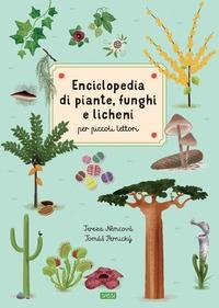 Enciclopedia di piante, funghi e licheni