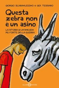 Questa zebra non è un asino