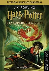Harry Potter e  la camera dei segreti [Audiolibro]