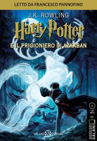 Harry Potter e il prigioniero di Azkaban [Audiolibro]