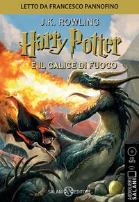Harry Potter e il calice di fuoco [Audiolibro]