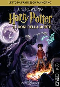 Harry Potter. 7, Harry Potter e i doni della morte [DOCUMENTO SONORO]