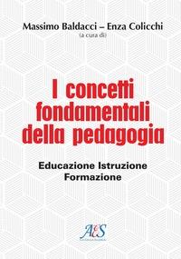 I concetti fondamentali della pedagogia