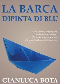 La barca dipinta di blu