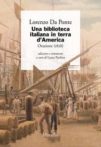 Una biblioteca italiana in terra d'America