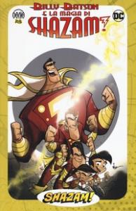 Billy Batson e la magia di Shazam!