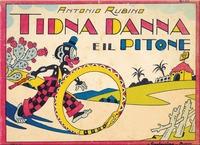 Tidna Danna e il pitone