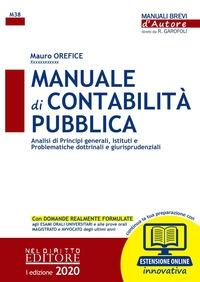Manuale di contabilità pubblica