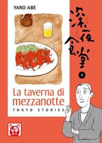 La taverna di mezzanotte : Tokyo stories / Yaro Abe. 1