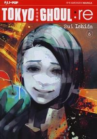Tokyo ghoul:re / Sui Ishida. 6