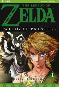 The legend of Zelda. Twilight princess / Akira Himekawa. Vol. 1