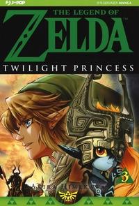 The legend of Zelda. Twilight princess / Akira Himekawa. Vol. 3