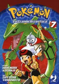 Pokémon : la grande avventura / story Hidenori Kusaka. 7