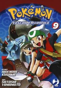 Pokémon : la grande avventura / story Hidenori Kusaka. 9