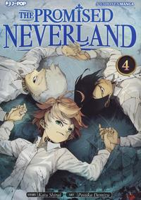 The promised Neverland. 4