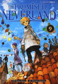 The promised Neverland. 9