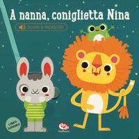 A nanna, coniglietta Nina