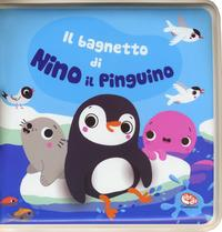 Il bagnetto di Nino il pinguino