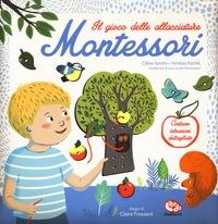 Il gioco delle allacciature Montessori