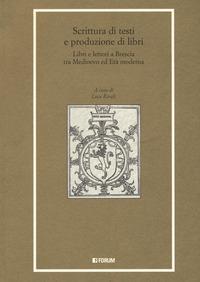 Scrittura di testi e produzione di libri