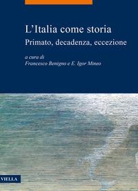 L'Italia come storia