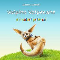 Volpino Volpecane e i colori primari