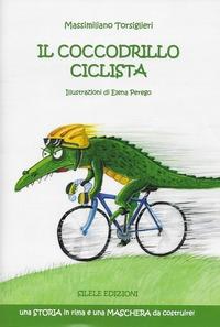 Il coccodrillo ciclista
