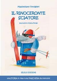Il rinoceronte sciatore