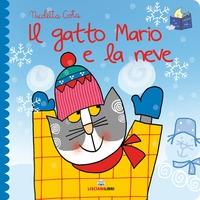 Il gatto Mario e la neve