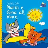 Mario e Gina al mare