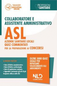 Collaboratore e assistente amministrativo ASL Aziende Sanitarie Locali