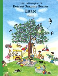 I libri delle stagioni di Rotraut Susanne Berner. Estate