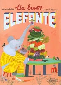 Un bravo elefante