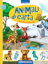 Animali di carta