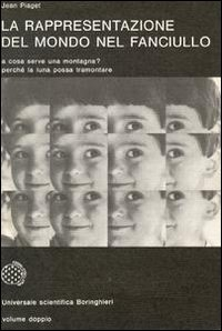 La rappresentazione del mondo nel fanciullo / Jean Piaget ; introduzione di Guido Petter