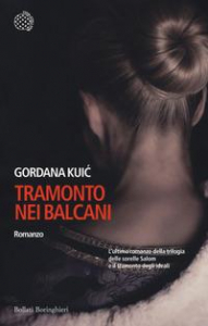 Tramonto nei Balcani