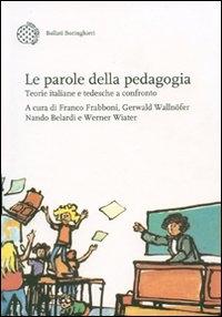 Parole della pedagogia