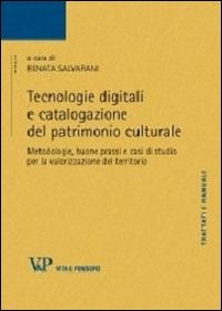 Tecnologia digitali e catalogazione del patrimonio culturale