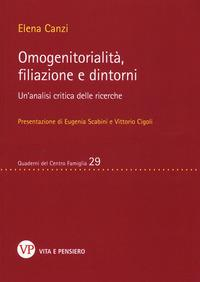 Omogenitorialità, filiazione e dintorni