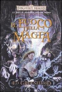 Il fuoco della magia