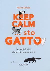 Keep calm... sto gatto