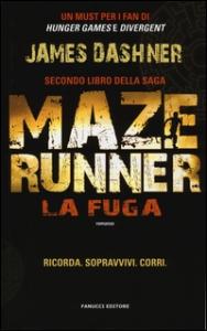 Maze Runner. [2]: La fuga