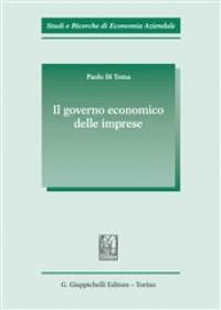 Il governo economico delle imprese
