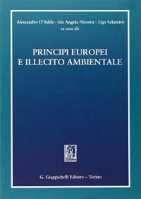 Principi europei e illecito ambientale