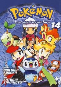 Pokemon : la grande avventura / story Hidenori Kusaka ; art Mato. 14