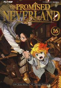 The promised Neverland. 15