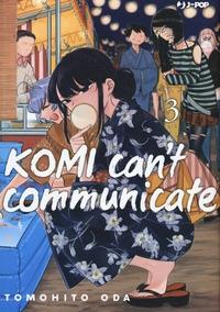Komi can't communicate. Vol. 3